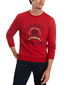 Tommy Hilfiger Men's Back Bay Logo Sweatshirt