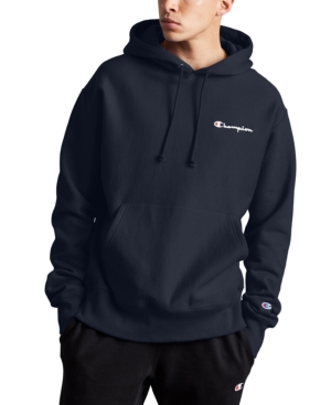 Champion Tops MEN'S REVERSE WEAVE LOGO HOODIE