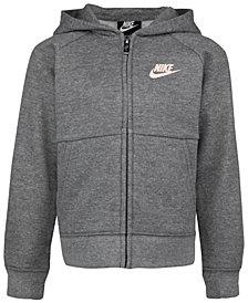 Nike Toddler Girls Zip-Up Hoodie