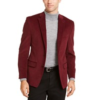 Deals on Lauren Ralph Lauren Mens Classic-Fit Ultraflex Corduroy Coat