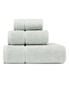 Modern Lux 100% Cotton 3-Pc. Towel Set