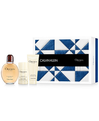 Men's 3 Pc. Obsession Gift Set by General
