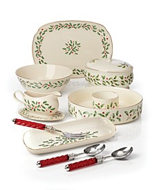 Holiday Serveware Collection