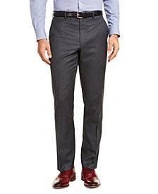 Lauren Ralph Lauren Men's Classic-Fit UltraFlex Stretch Gray Suit Pants