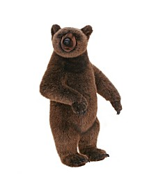 Hansa Yogi Grizzly Bear Plush Toy
