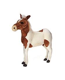 Pony Ride-On Plush Toy