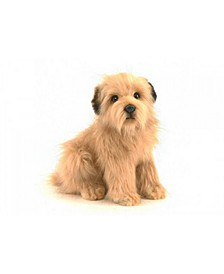 Terrier Puppy Plush Toy