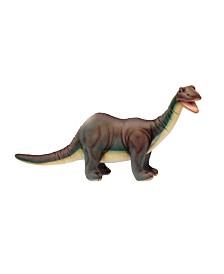 """Hansa Brontosaurus 17.5"""" Dinosaur Plush Toy"""