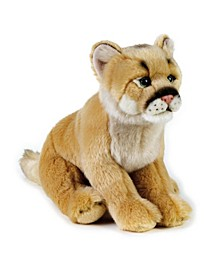 Lelly National Geographic Mountain Lion Plush Toy