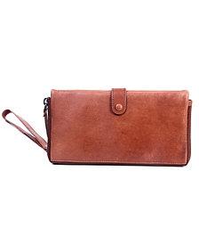 Old Trend Savanna Leather Clutch