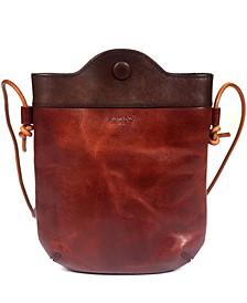 Out West Leather Crossbody Bag