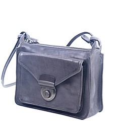 Moon Valley Leather Crossbody Bag