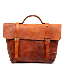 Brookside Leather Briefcase