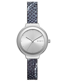 Women's Astoria Snake Print Bracelet Watch 32mm