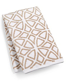 """Connections Cotton 20"""" x 30"""" Hand Towel, Created for Macy's"""