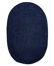Spring Meadow Navy 2' x 4' Accent Rug