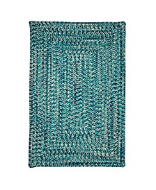 Catalina Blue Lagoon 2' x 4' Accent Rug