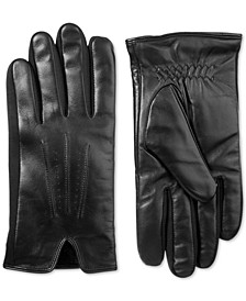 Men's Stretch Leather Gloves
