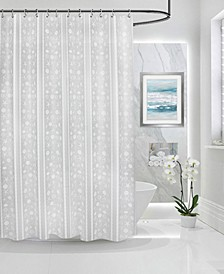 "Bolinas Peva 70"" x 72"" Shower Curtain"