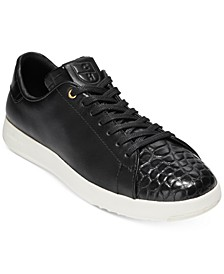 Women's GrandPro Lace-up Tennis Sneakers