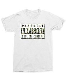 Parental Advisory Men's Graphic T-Shirt