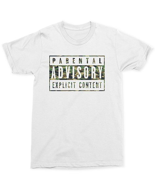 Changes Parental Advisory Men's Graphic T-Shirt