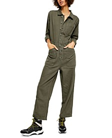 Gia Coverall Jumpsuit