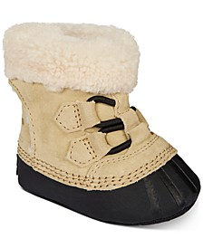 Baby Unisex Shearling Cari Booties