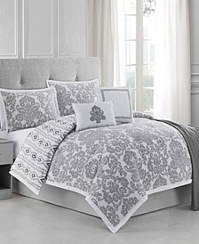 Adalisa 6-Piece Queen Comforter Set