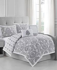 Ellen Tracy Adalisa 6-Piece Queen Comforter Set