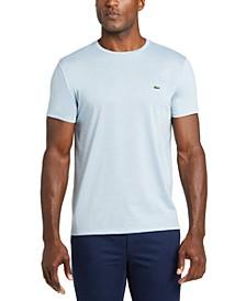 Men's Crew-Neck Pima Cotton T-Shirt