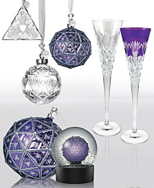 Waterford Crystal 2020 Times Square Collection