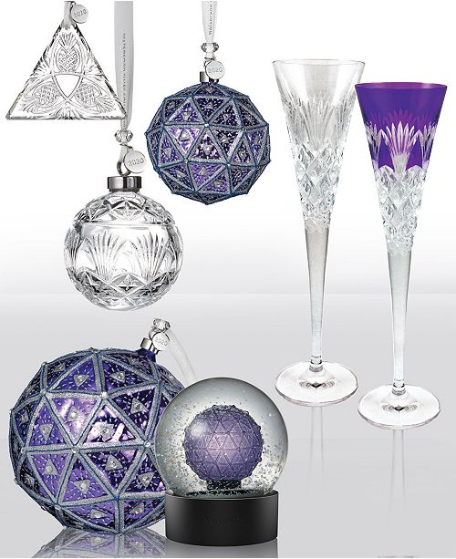 Waterford Crystal Christmas 2020 Waterford Crystal 2020 Times Square Collection & Reviews   Home