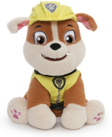 "Gund® 9"" Rubble plush in uniform"