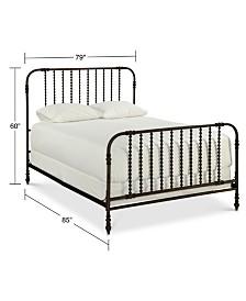 Athos Metal King Bed