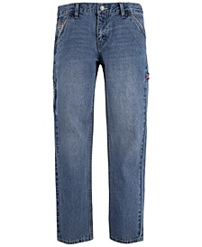 Big Boys 502™ Regular Tapered-Fit Carpenter Jeans