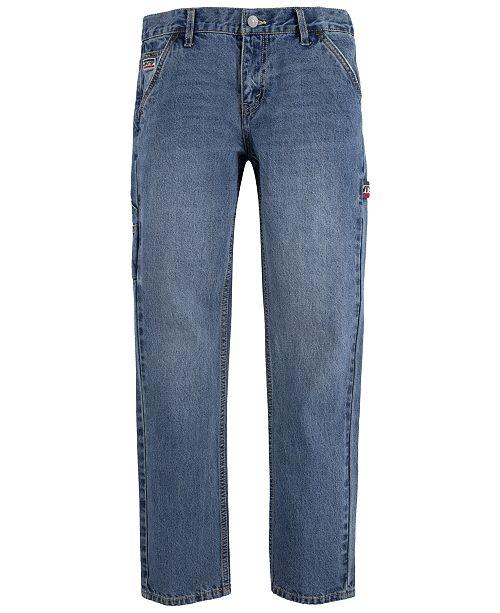 Levi's Big Boys 502™ Regular Tapered-Fit Carpenter Jeans