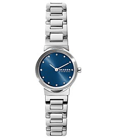 Women's Freja Stainless Steel Bracelet Watch 26mm