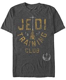 Men's Classic Jedi Training Club Short Sleeve T-Shirt