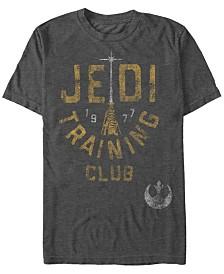 Star Wars Men's Classic Jedi Training Club Short Sleeve T-Shirt