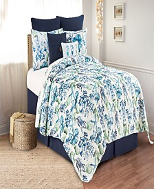 C & F Enterprises Bluewater Bay Full/Queen Quilt Set