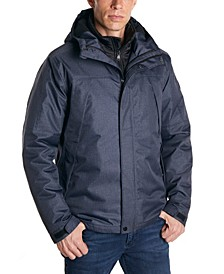 Men's Heather 3 in 1 Systems Jacket