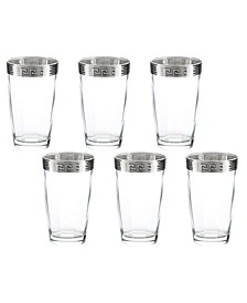 Hi-Ball Italian Glasses 6 Piece