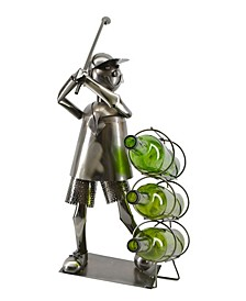 3-Bottle Holder Golfer