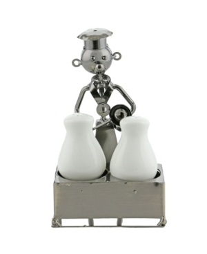 Wine Bodies Salt and Pepper Shakers