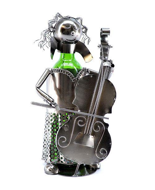 Wine Bodies Cello Wine Bottle Holder