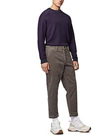 BOSS Men's Avivio Regular-Fit Wool-Cotton Sweater