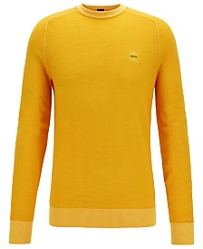 BOSS Men's Akustor Lightweight Sweater