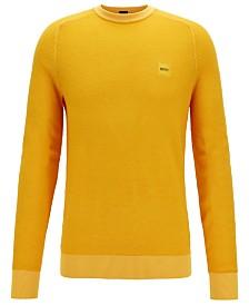 BOSS Men's Akustor Lightweight Sweater