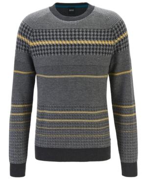 Boss Men's Arkamoro Regular-Fit Sweater